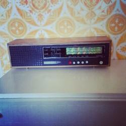 Radio, not TV you western capitalists